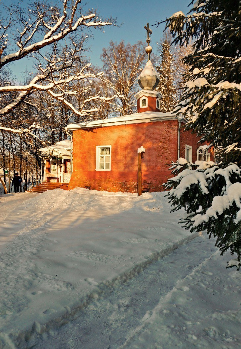Мураново — усадьба XIX века в деревне Мураново