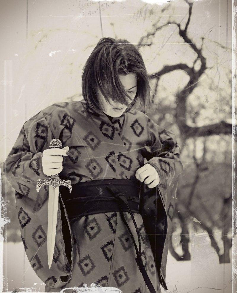 Фотосессия Самураи (Японские мотивы)