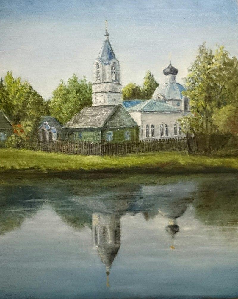 Храм в Турбичево