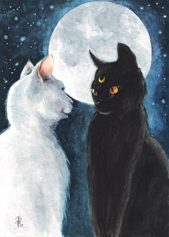 Луна и Артемис
