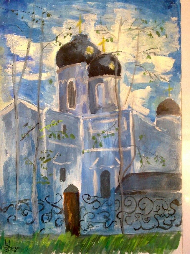 Церковь Усекновения Главы Иоанна Предтечи в городе Харькове