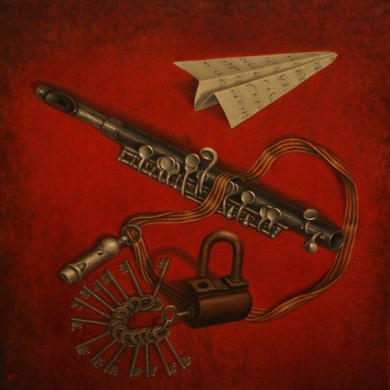 Дуэт: свисток и флейта