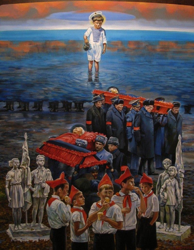 Цесаревич Алексей и день пионерии