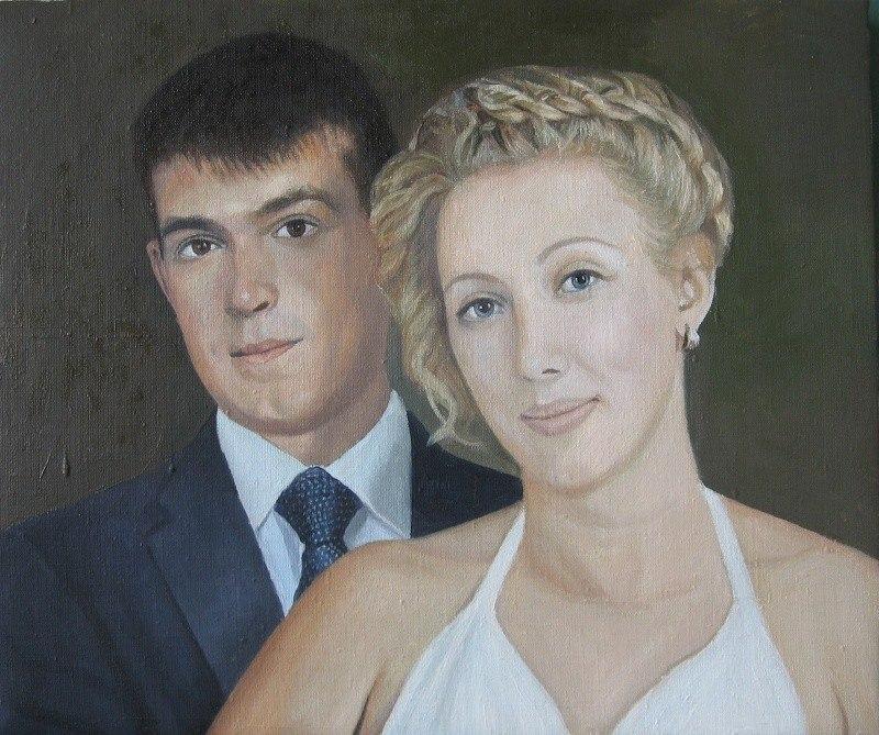 Со свадебного фото (на заказ)