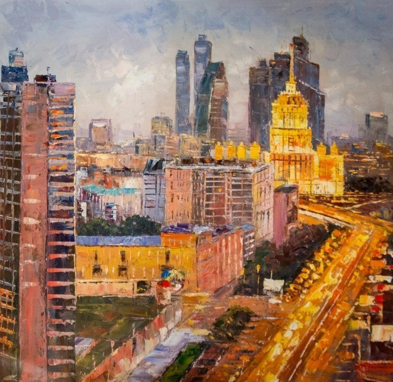 Главная артерия Москвы