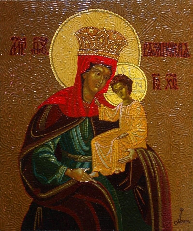 Богоматерь Рязанская