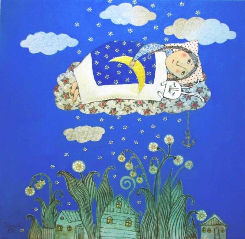 картинка нарисуй свой сон нашем