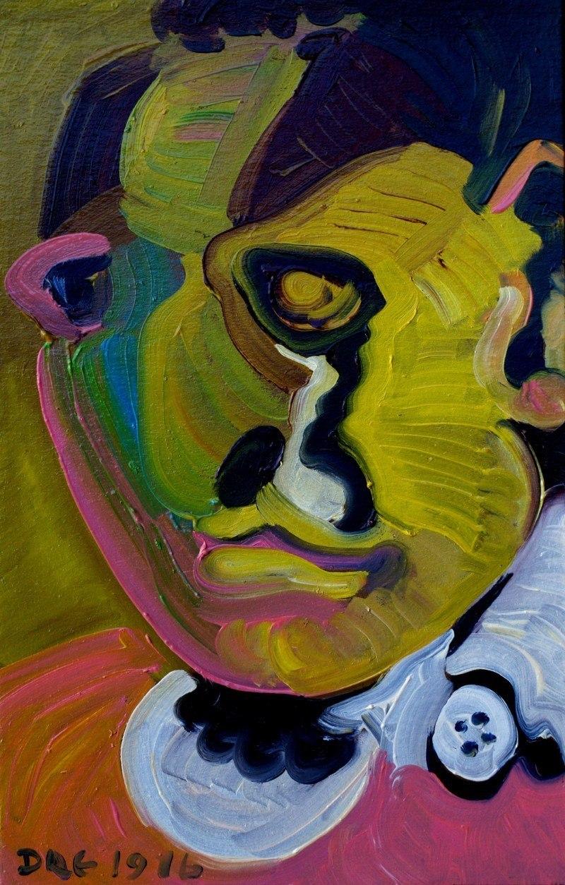 Портрет № 871.