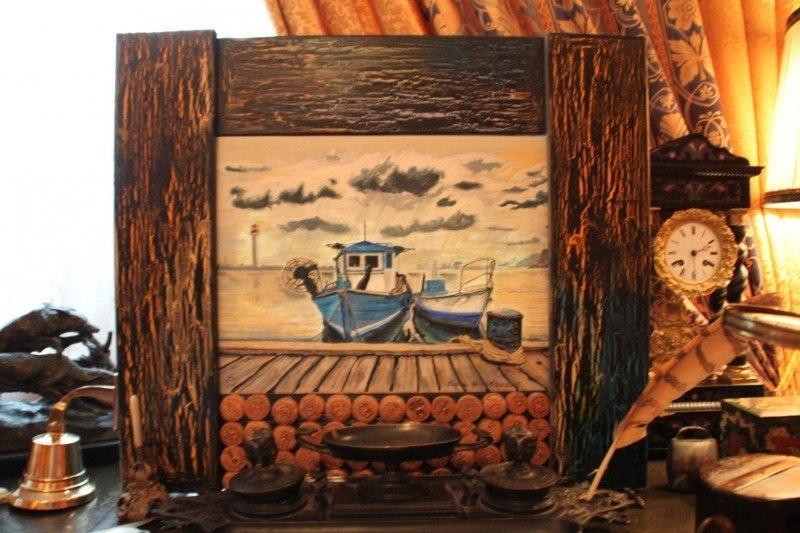Голубые кораблики