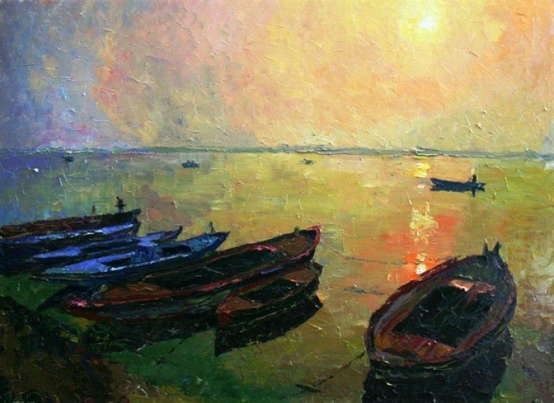 Лодки Гоа