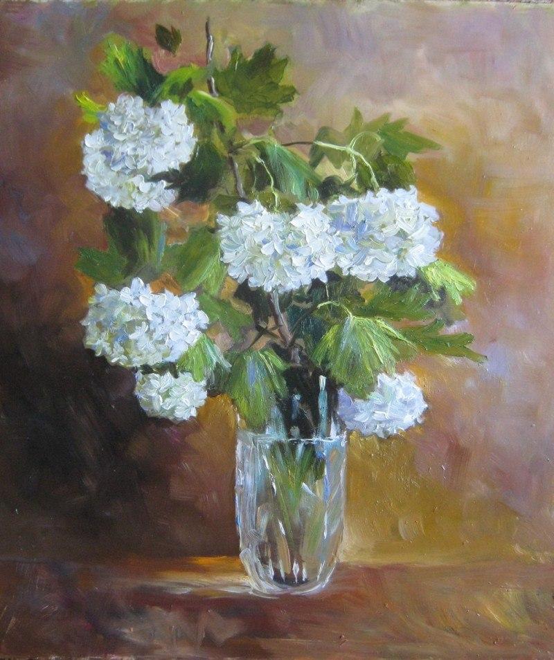 Цветы бульденеже