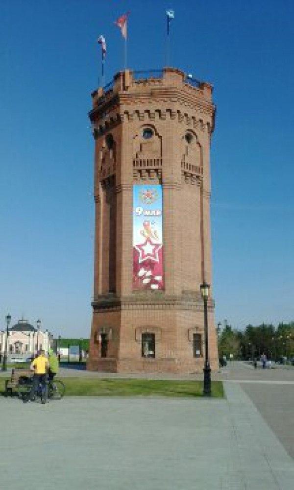 Тобольская башня
