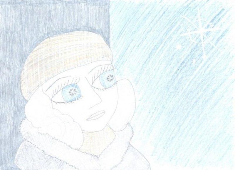 Зимние портреты 4