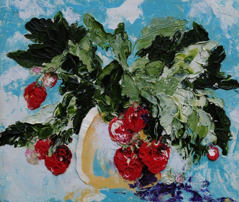 Bouquet with berries.