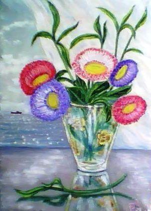 Цветы весенние