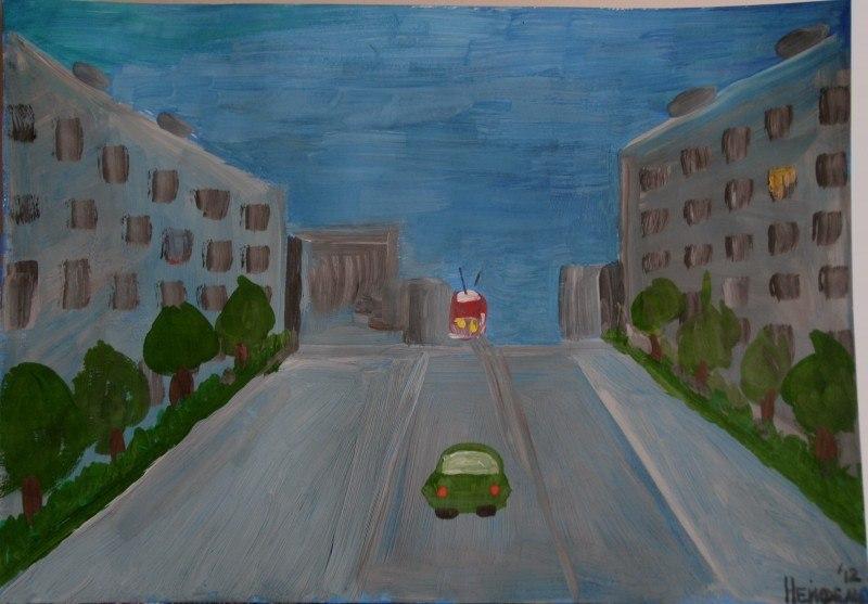 """""""Одинокий Трамвайчик"""""""