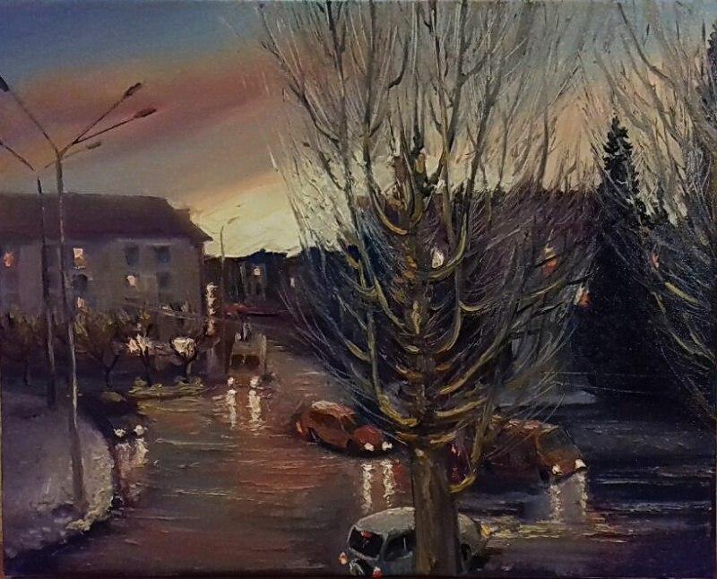 Последний вечер января