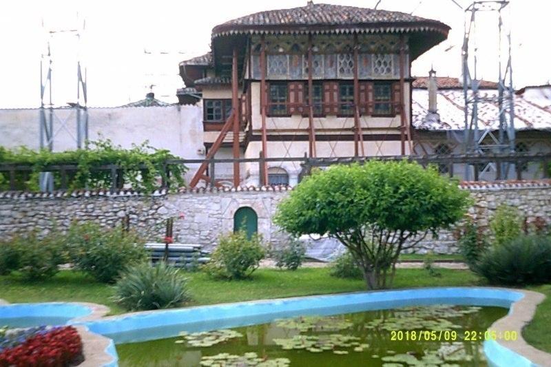 Часть Ханского дворца