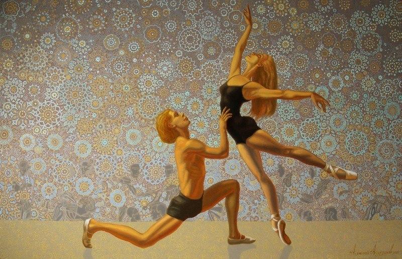 Высокие мгновения. Современный балет.