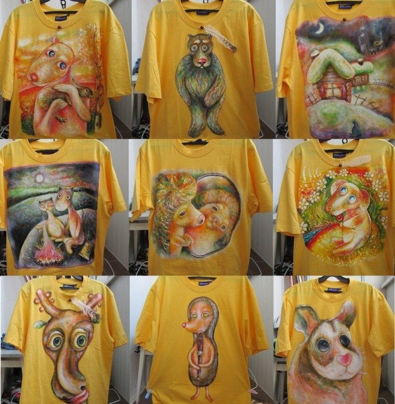 футболки р-р  44-46 , 48-50 , 52-54 , 56-58 (хлопок/акрил по