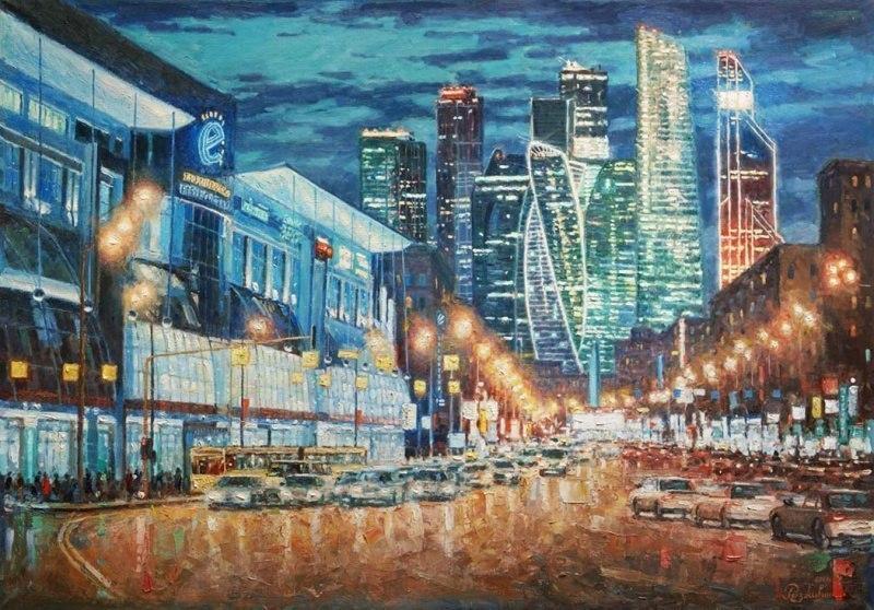 Блюз ночного города