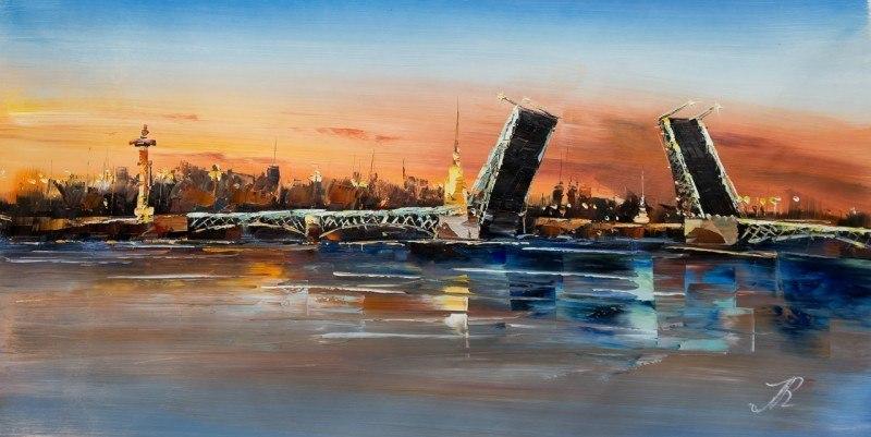 Мосты Санкт-Петербурга N2