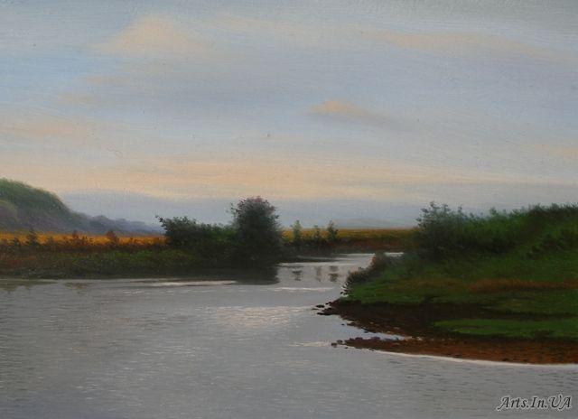 Серебряная река