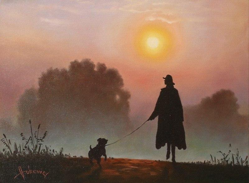 Утренняя прогулка