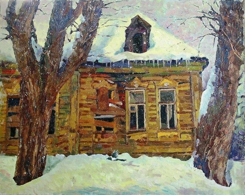 Брошенный дом