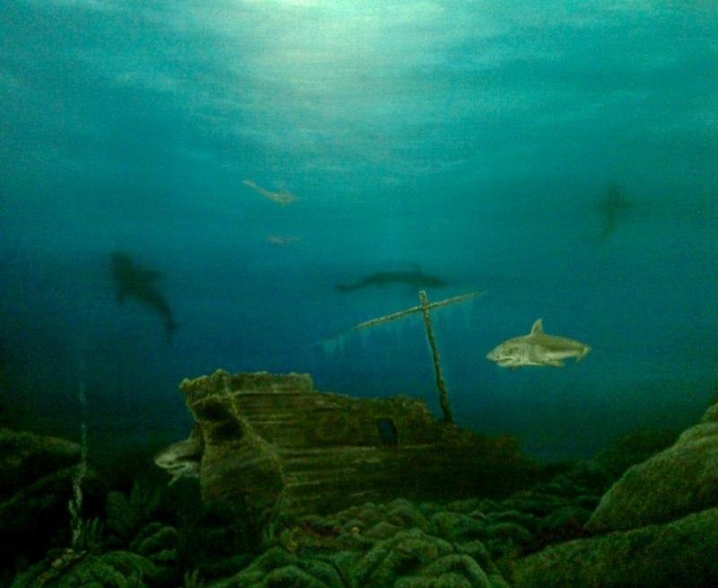 Встреча под водой или Сансара