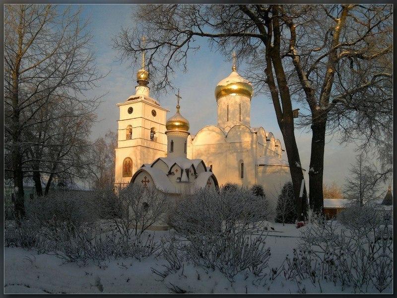 Борисоглебский монастырь. Дмитров.