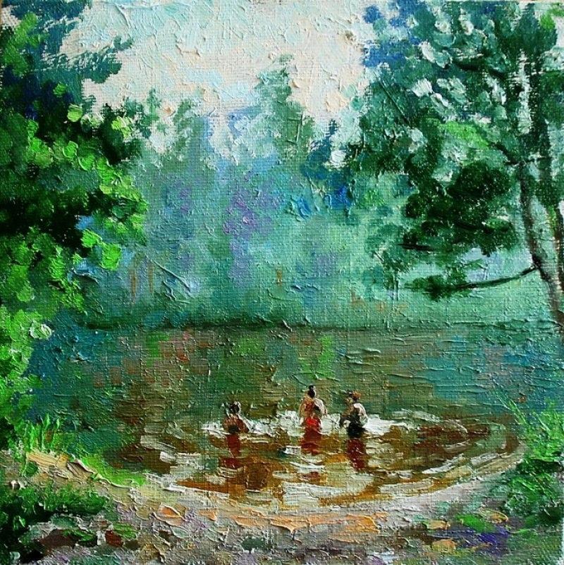 Этюд 194