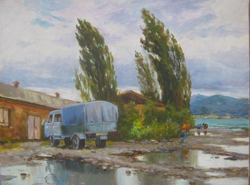У старого рыб.завода ,Новороссийск