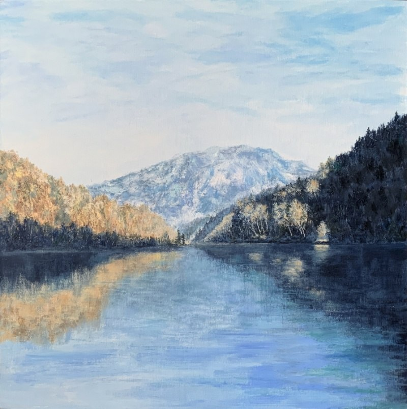 Озеро Тумзее