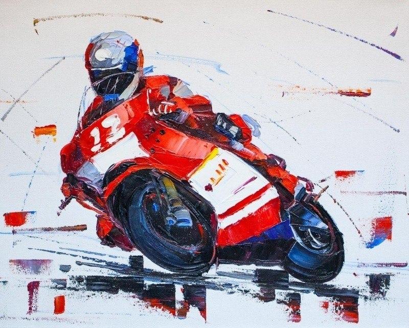 Ощущая скорость (Серия Мотоциклы)