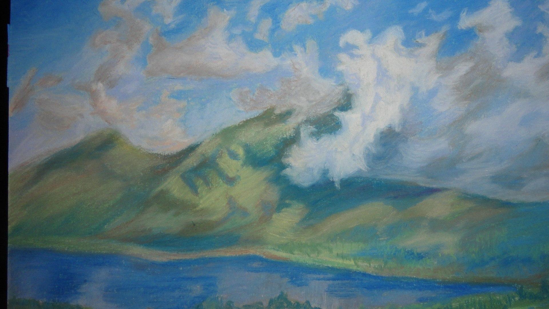 Дотянуться до облаков