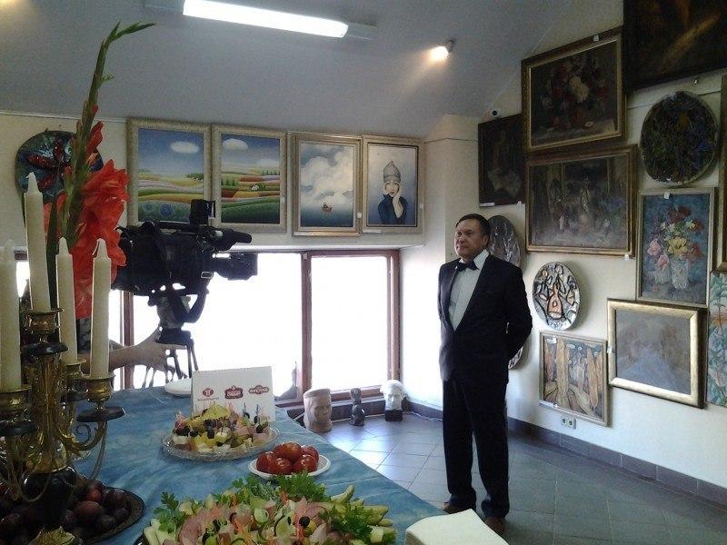 Картинная галерея от Арт-союза «Зебра».