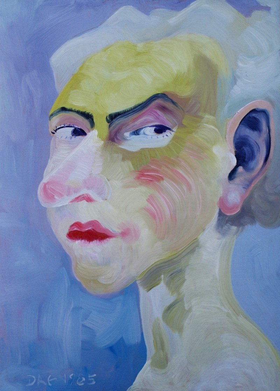 Портрет № 1941. (Лион).