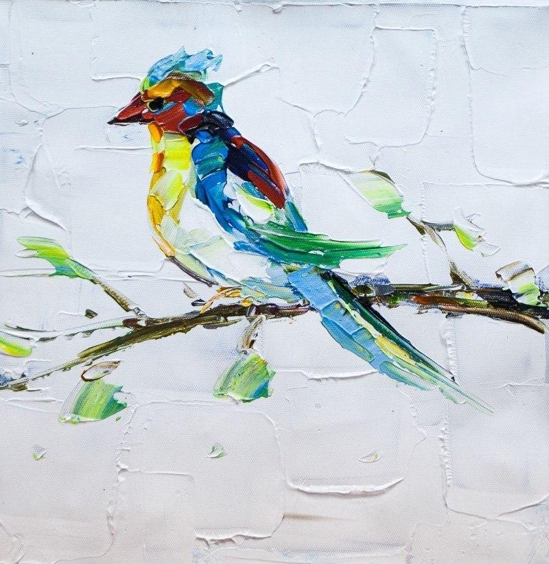 Все дело в красоте N2, серия Птицы