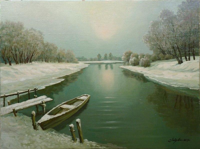 Теплая зима (Вариант)