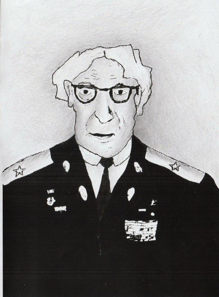 Адмирал в отставке