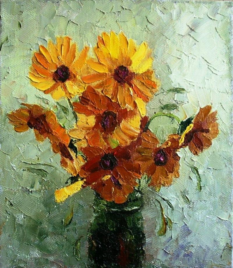 Цветы №27