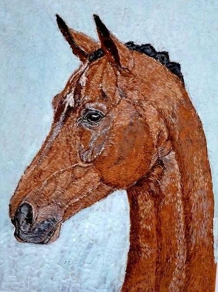 Новый год Лошади