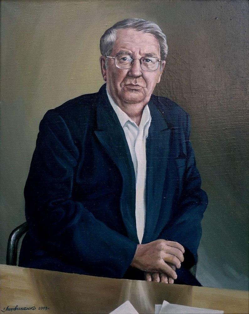 Портрет Г.А. Сиденко