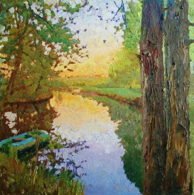 Утро на Гусь-реке
