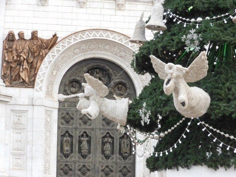 Трубы рождественской радости