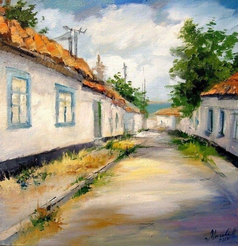 Крымская улочка