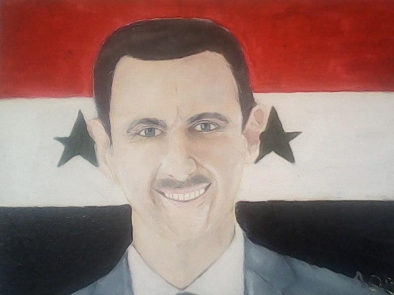 Башар аль Асад