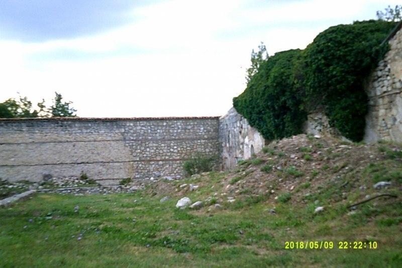 Стены Ханского дворца