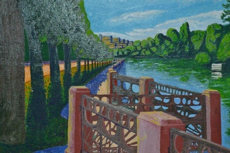 Набережная Грибоедовского канала